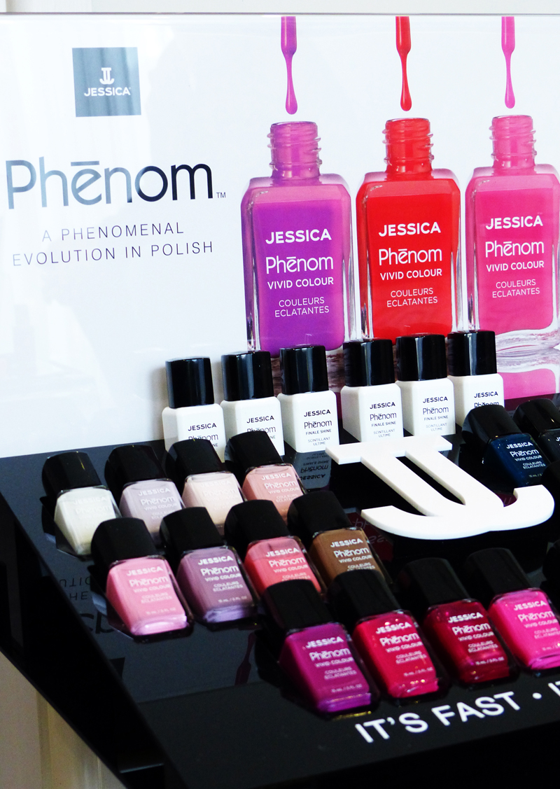 Jessica Phenom Polish System at The Garden Room Beauty Hornchurch Essex